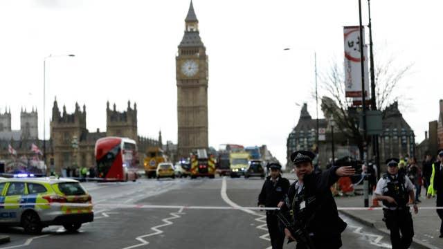 Scotland Yard on U.K. Parliament attack