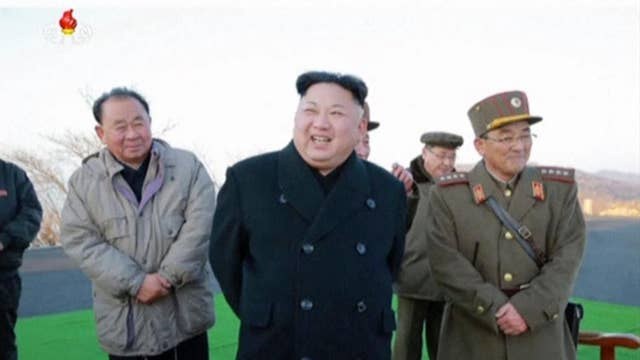 Is North Korea the biggest threat to the United States?