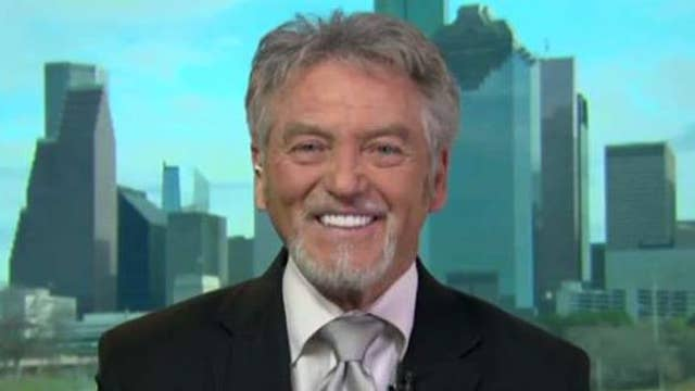 Country music legend Larry Gatlin on President Trump