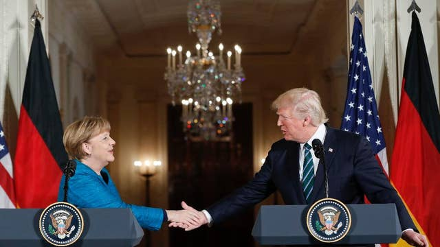 Can the U.S. and Germany find common ground over immigration issue?