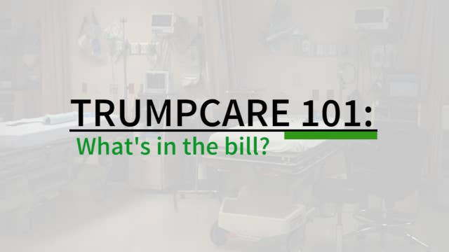 What's really inside of TrumpCare?