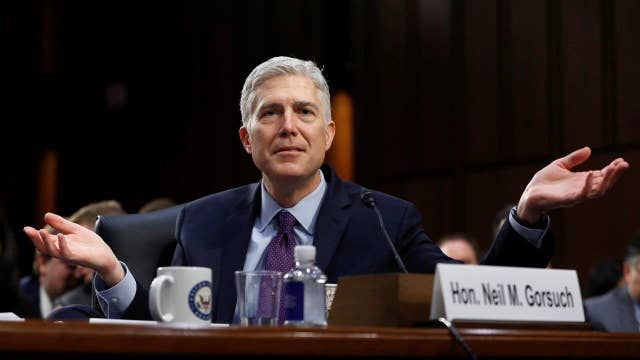 Fmr. Sen. Ayotte: If Gorsuch can't get 60 votes, who would?