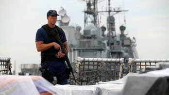 Drug seizure bonanza: Newest Coast Guard Cutter has banner week of busts