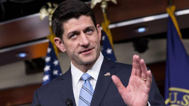 Speaker Ryan's future dependent on GOP health care plan?
