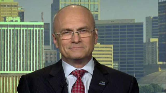 Andy Puzder: Tax reform will happen this year