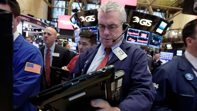Is the mainstream media ignoring Trump's positive impact on the markets?