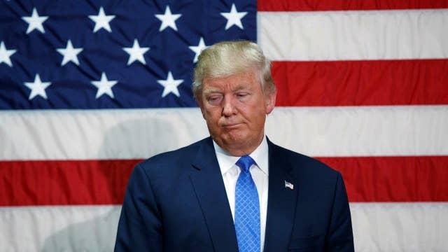 Presidential historian on the media's attacks against Trump