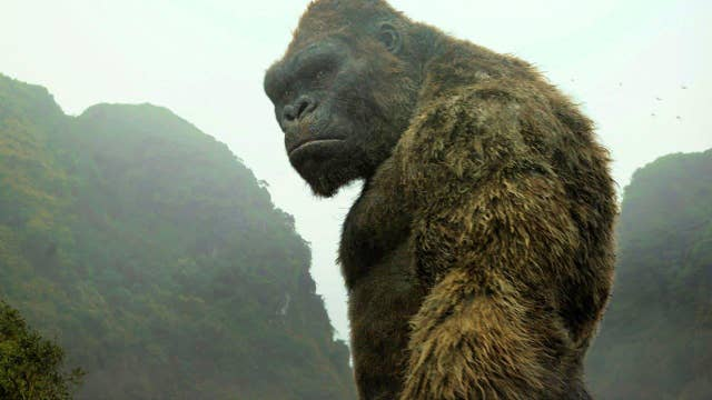Will 'Kong: Skull Island' be the box office king this weekend?