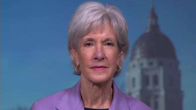Kathleen Sebelius: Nothing in the GOP health care bill meets Trump's promise