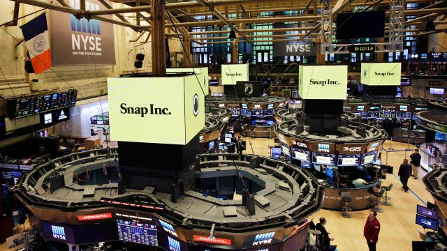Snapchat's first investor on company's IPO