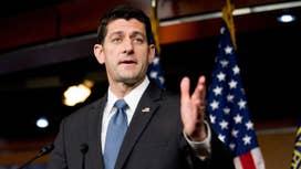 Speaker Ryan withdraws health care plan amid GOP 'growing pains'