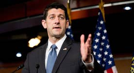 Speaker Ryan withdraws health care plan amid GOP 'growing pains'