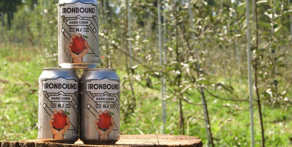 One New Jersey company is brewing more than just hard cider. How Ironbound is helping its community.