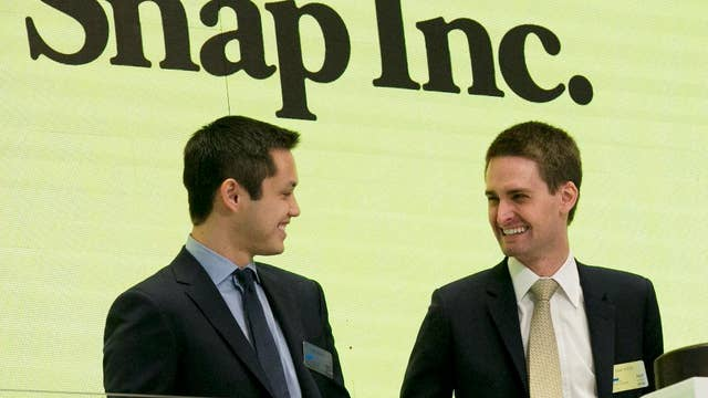 Are the Snap co-founders ready to lead a multibillion dollar company?