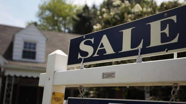 Millennials finally jumping into the housing market?