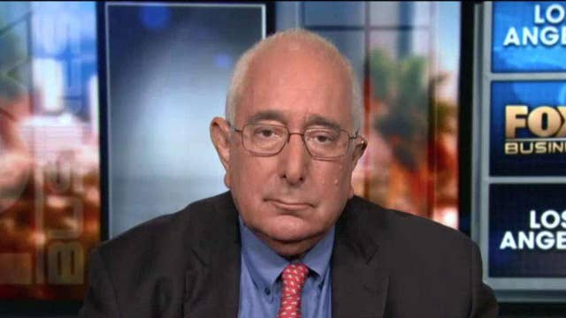 Ben Stein: We need to raise taxes on the rich
