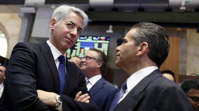 Gasparino on Bill Ackman's rough week on Wall Street