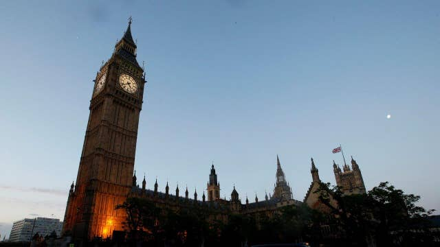 UK Parliament passes bill to begin EU exit