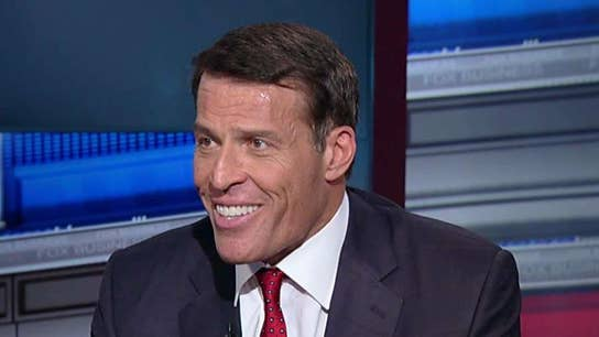 Tony Robbins on the Trump market rally