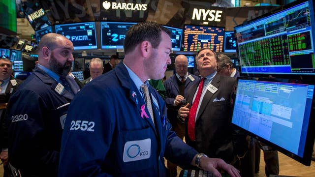 Enthusiasm for economic growth driving the markets higher?