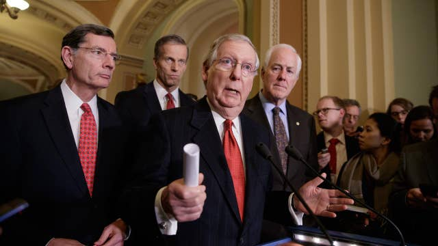 Will the GOP, Trump get health care and tax reform done?