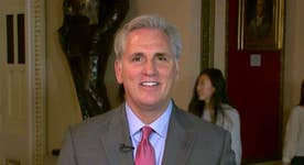 Rep. McCarthy: If we work together, healthcare bill will pass