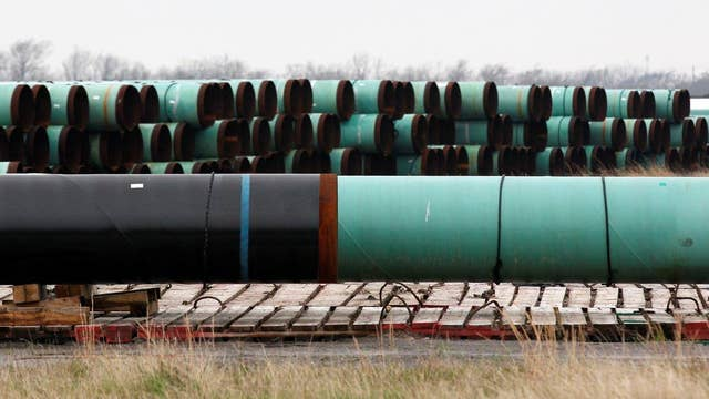 Keystone approval a boon for the US economy?