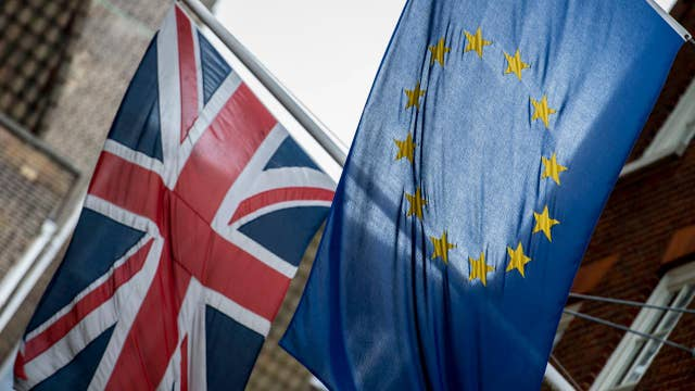 U.K. Parliament clears way for Brexit