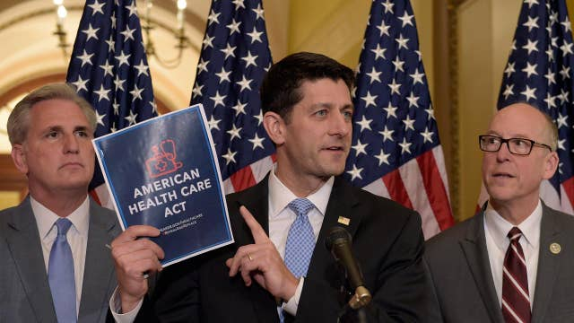 Why Republicans must pass the health care bill