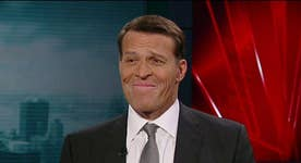 Tony Robbins: I like to invest in things that can change people's lives