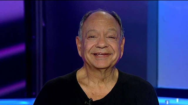 Cheech Marin on legalizing marijuana