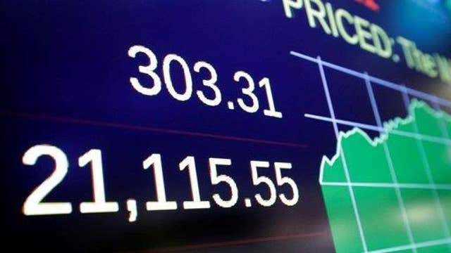 Does Washington's political storm put the markets in jeopardy?