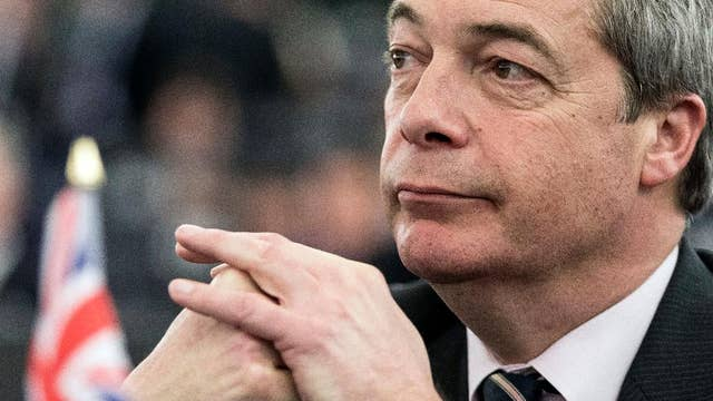 Farage: The days of the European Union are numbered