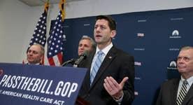 Gasparino: White House says health care bill will 'squeak' through