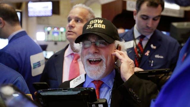 Dow 23K just around the corner?