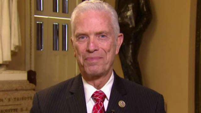 Rep. Johnson: 'Confident' health care bill will cross the finish line