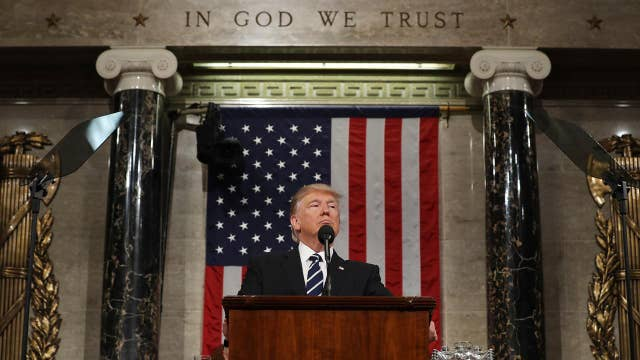 Will Trump continue his presidential tone?