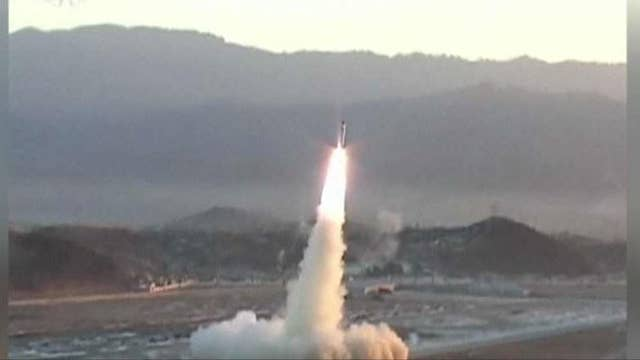 How should Trump respond to North Korea missile launch?