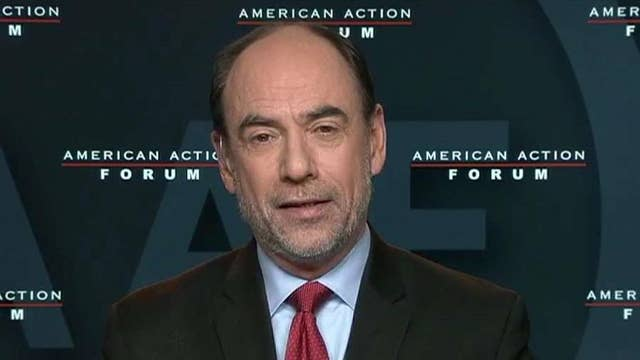 Fmr. CBO director: Fantastic accomplishment if tax reform done this year