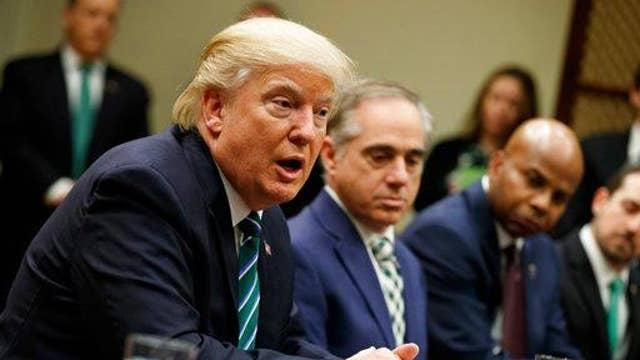 Trump: No more games will be played at the VA
