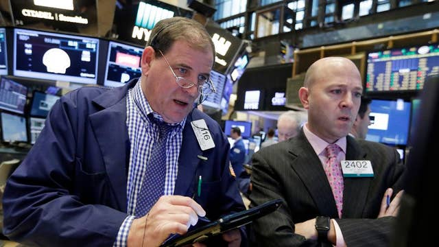 Wall Street's reaction to Trump's promise of tax cuts