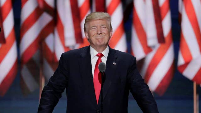 Trump hurt by distractions overshadowing surging economy?