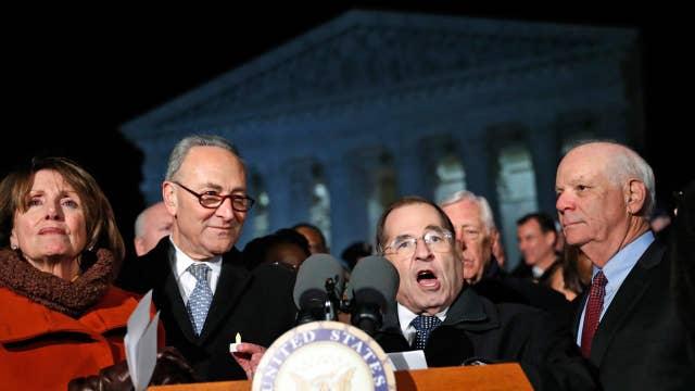 Democrats resort to scare tactics over GOP health care plan