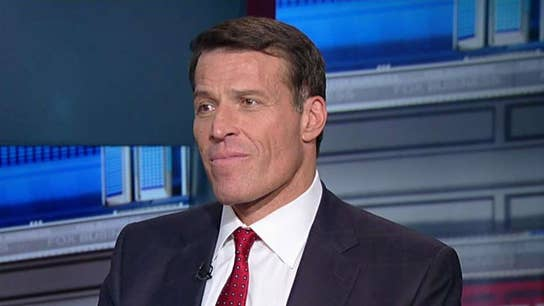 Tony Robbins: It's not about getting in the market, it's about staying in