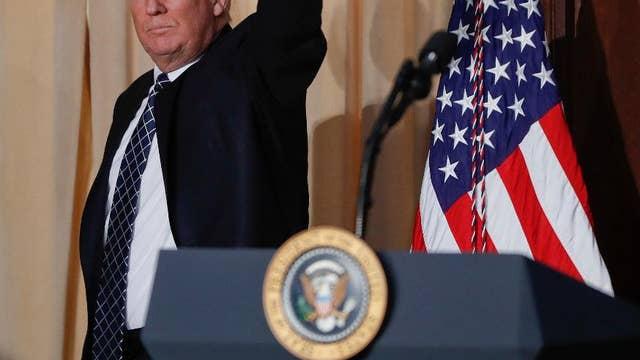 Trump: Ford's announcement means 'jobs, jobs, jobs'