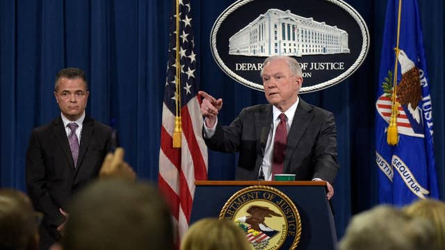 Is the Sessions-Russia controversy just political theater?