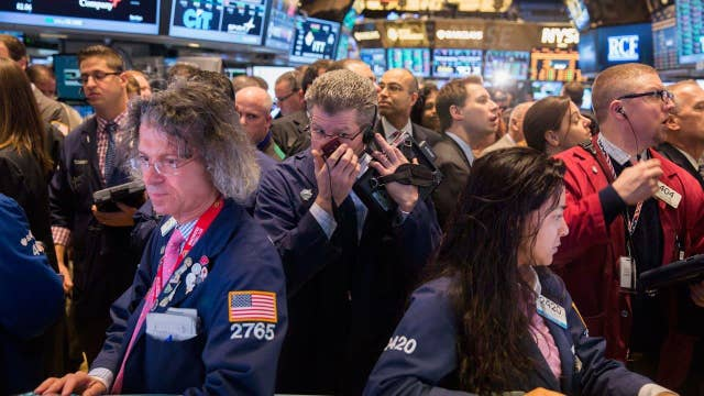 Politics leading to market hesitation?