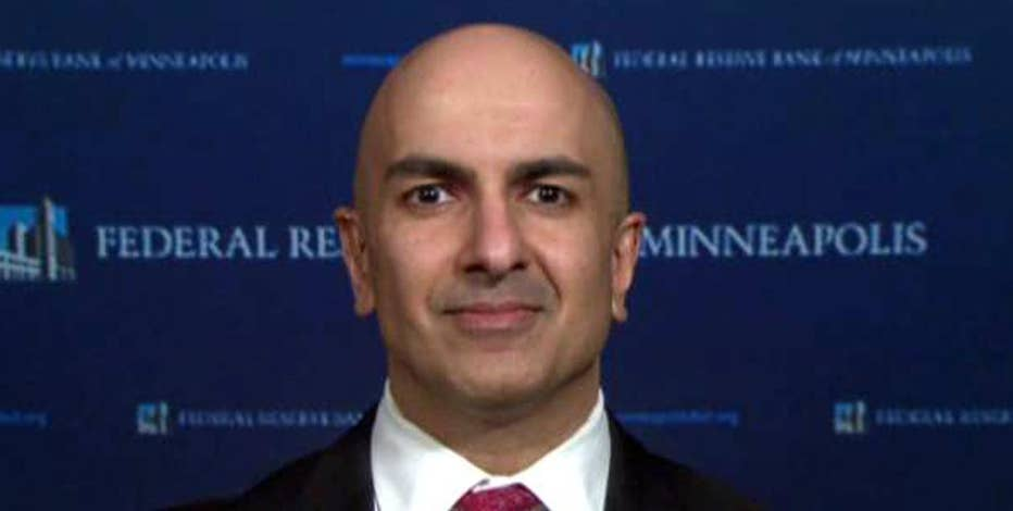 Minneapolis Fed President Neel Kashkari explains why he voted against the latest interest rate hike.
