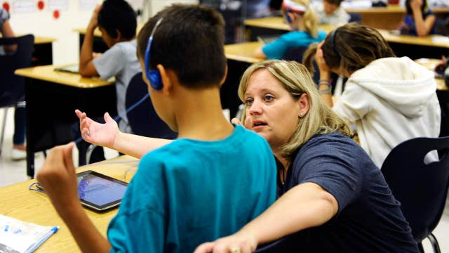 California considers eliminating income tax for teachers