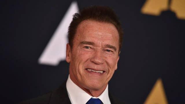 Arnold Schwarzenegger on politics: I'll be back?